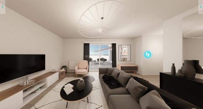 Appartements neufs Carquefou référence 4881 : aperçu n°1