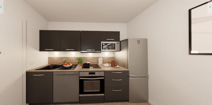 Appartements neufs Carquefou référence 4881 : aperçu n°2