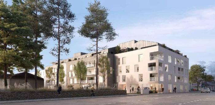 Appartements neufs Vertou référence 4883 : aperçu n°0