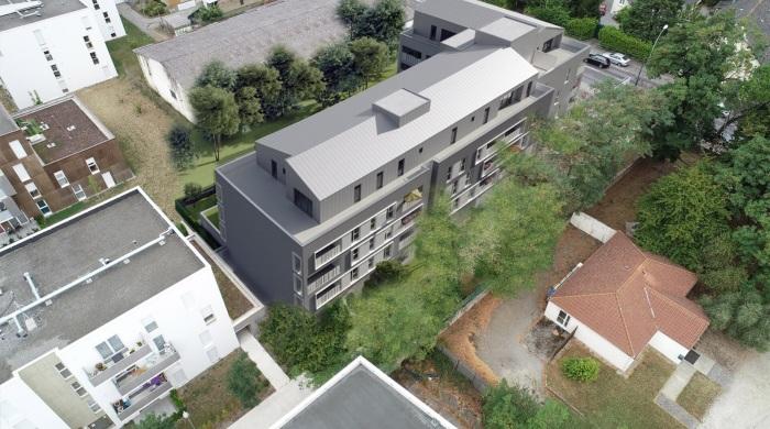 Appartements neufs Vertou référence 4883 : aperçu n°5