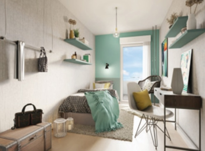 Appartements neufs Vertou référence 4883 : aperçu n°3