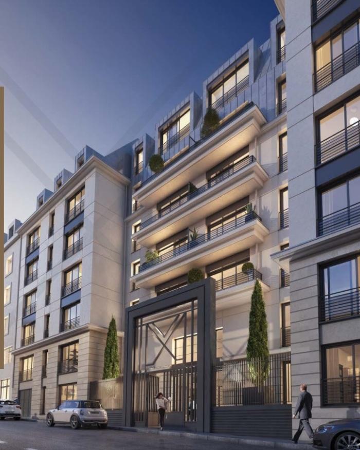 Appartements neufs Centre-ville référence 4779 : aperçu n°0