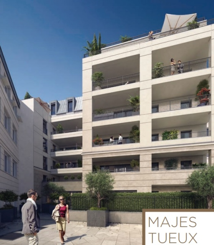 Appartements neufs Centre-ville référence 4779 : aperçu n°3
