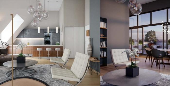 Appartements neufs Centre-ville référence 4779 : aperçu n°1