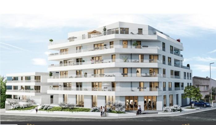 Appartements neufs Saint-Herblain référence 4885 : aperçu n°0