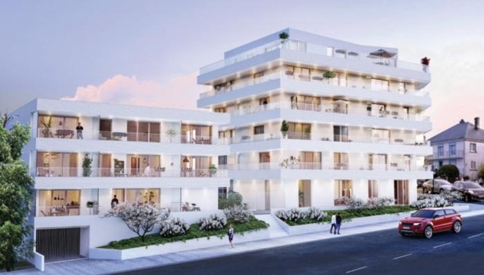 Appartements neufs Saint-Herblain référence 4885 : aperçu n°4
