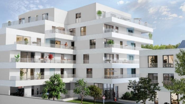 Appartements neufs Saint-Herblain référence 4885 : aperçu n°5