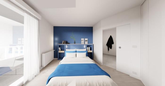 Appartements neufs Saint-Herblain référence 4885 : aperçu n°3