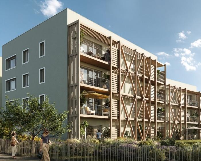 Appartements neufs Bouguenais référence 4778 : aperçu n°0
