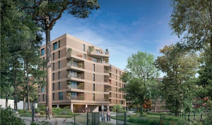 Appartements neufs Hippodrome Petit Port référence 4768 : aperçu n°0