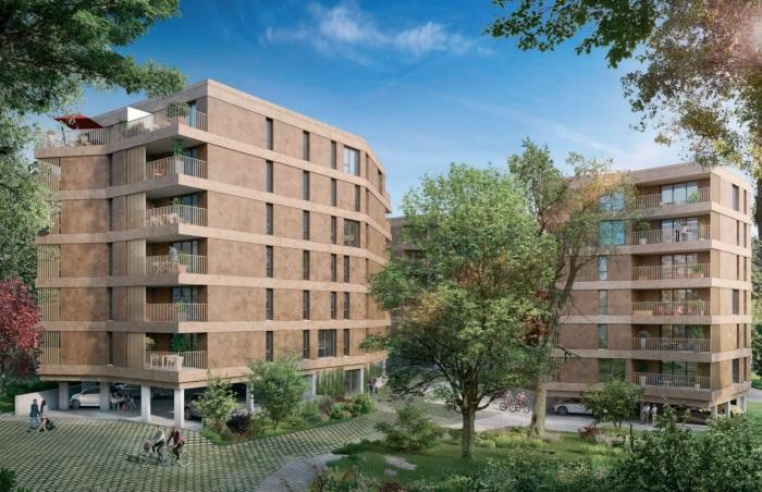 Appartements neufs Hippodrome Petit Port référence 4768 : aperçu n°2