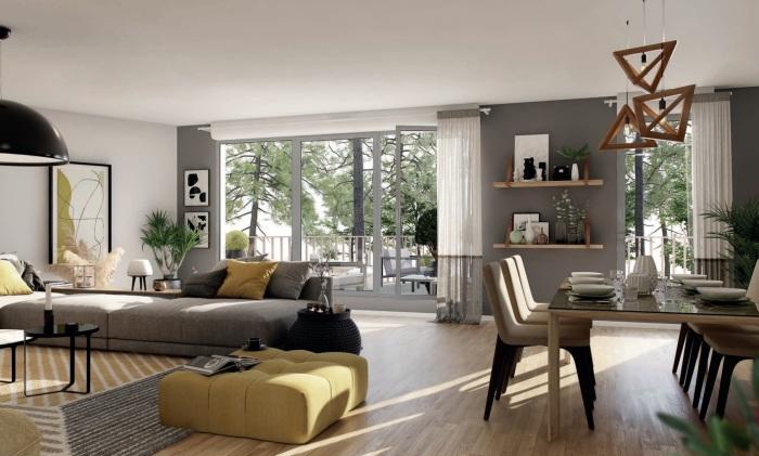 Appartements neufs Hippodrome Petit Port référence 4768 : aperçu n°1