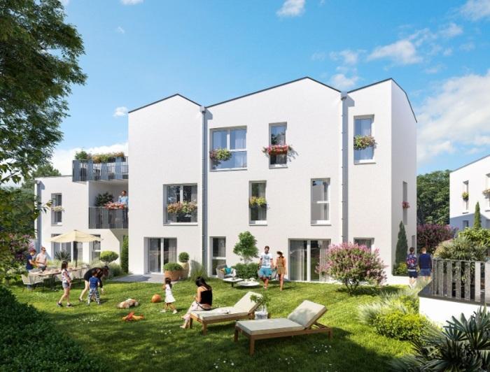 Appartements neufs Doulon référence 4888 : aperçu n°0