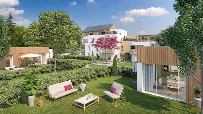 Maisons neuves et appartements neufs Zola référence 4890 : aperçu n°4