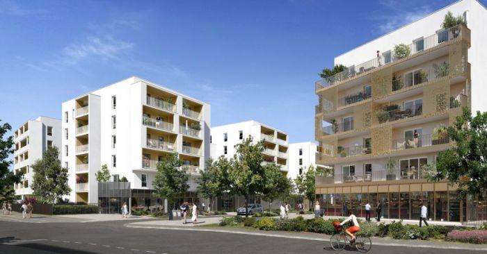 Appartements neufs Saint-Donatien référence 4891 : aperçu n°0