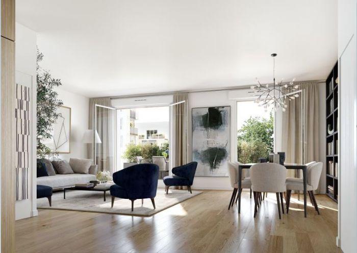 Appartements neufs Saint-Donatien référence 4891 : aperçu n°1