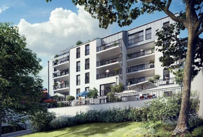 Appartements neufs Centre-ville référence 4884 : aperçu n°0