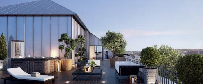Appartements neufs Centre-ville référence 4884 : aperçu n°2