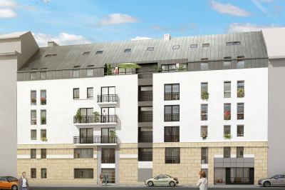 Appartements neufs Hauts pavés Saint-Félix référence 5095
