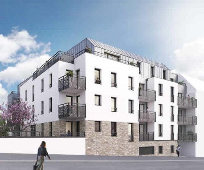 Appartements neufs Saint-Herblain référence 5140 : aperçu n°0