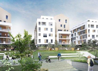Appartements neufs Saint-Nazaire référence 5564