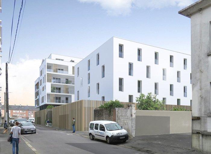 Appartements neufs Saint-Nazaire référence 5564 : aperçu n°4