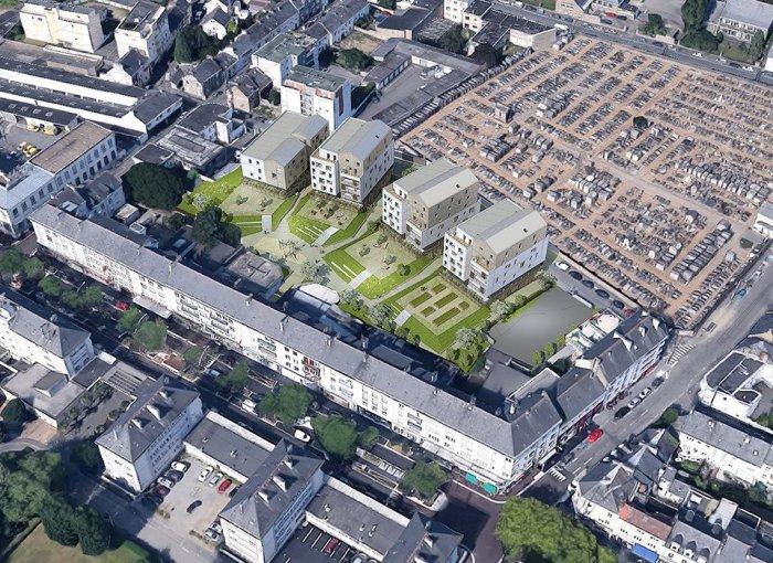 Appartements neufs Saint-Nazaire référence 5564 : aperçu n°5