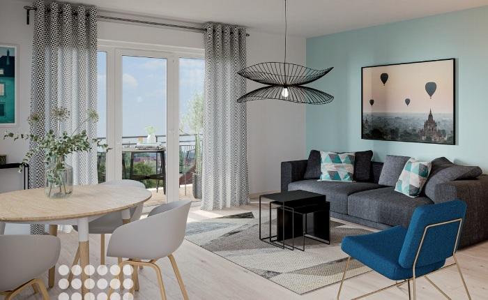 Appartements neufs Saint-Nazaire référence 5564 : aperçu n°2