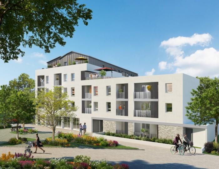 Appartements neufs Saint-Sébastien-sur-Loire référence 5143 : aperçu n°0