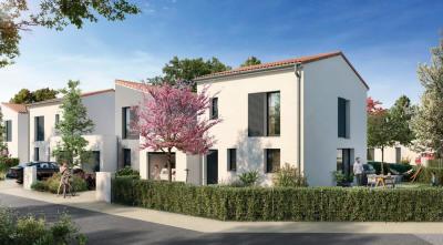 Maisons neuves Saint-Sébastien-sur-Loire référence 5142