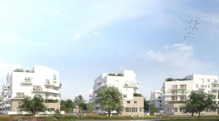 Appartements neufs Saint-Sébastien-sur-Loire référence 5178 : aperçu n°2