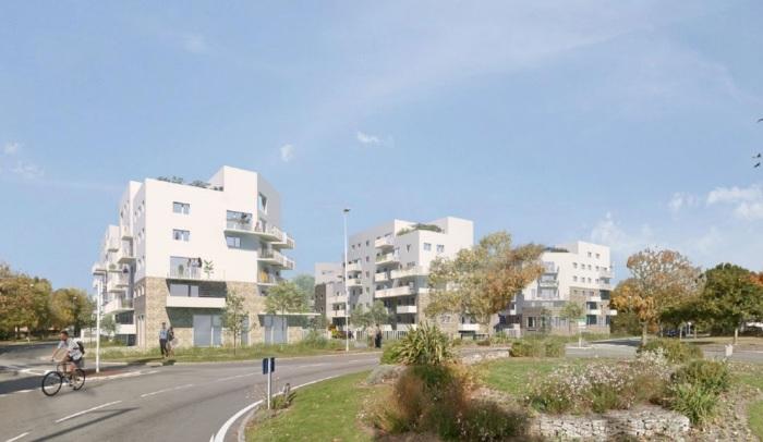 Appartements neufs Saint-Sébastien-sur-Loire référence 5178 : aperçu n°3