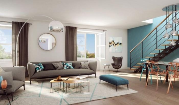 Appartements neufs Hauts pavés Saint-Félix référence 5244 : aperçu n°1