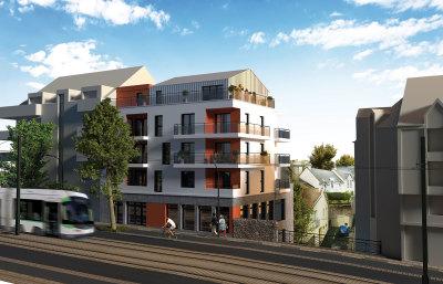 Appartements neufs Hauts pavés Saint-Félix référence 5218