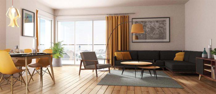 Appartements neufs Hauts pavés Saint-Félix référence 5218 : aperçu n°1
