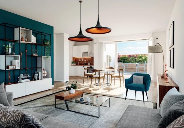 Appartements neufs Saint-Herblain référence 5238 : aperçu n°1