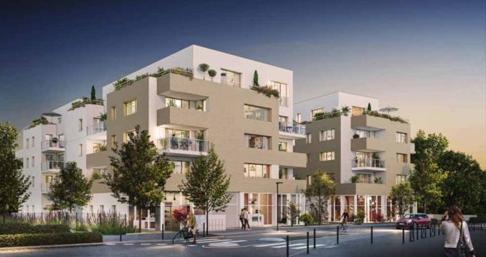 Appartements neufs Zola référence 5448 : aperçu n°0