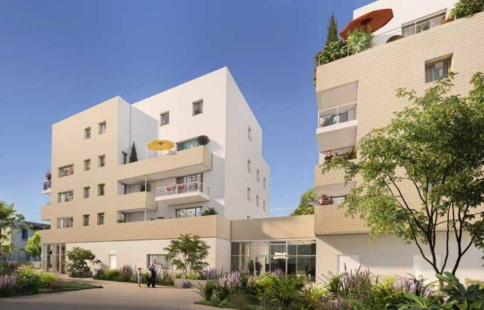 Appartements neufs Zola référence 5448 : aperçu n°3