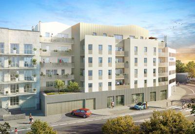 Appartements neufs Rezé référence 5459
