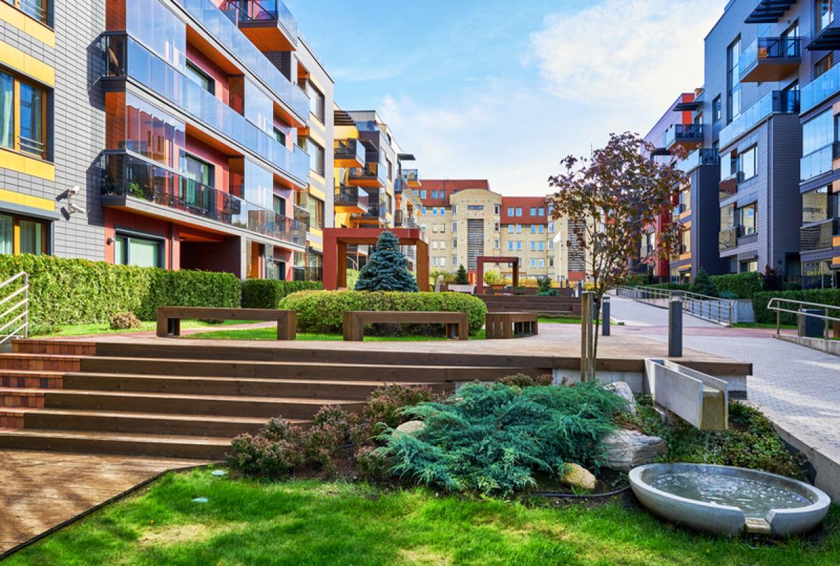 Les quartiers où investir à Orvault, image d'une résidence neuve