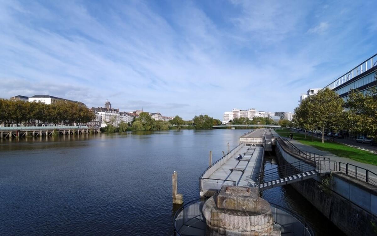 Les quais de Nantes