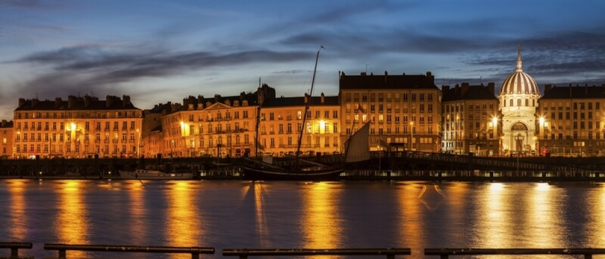 Investir en périphérie nantaises - panorama sur Nantes et la Loire