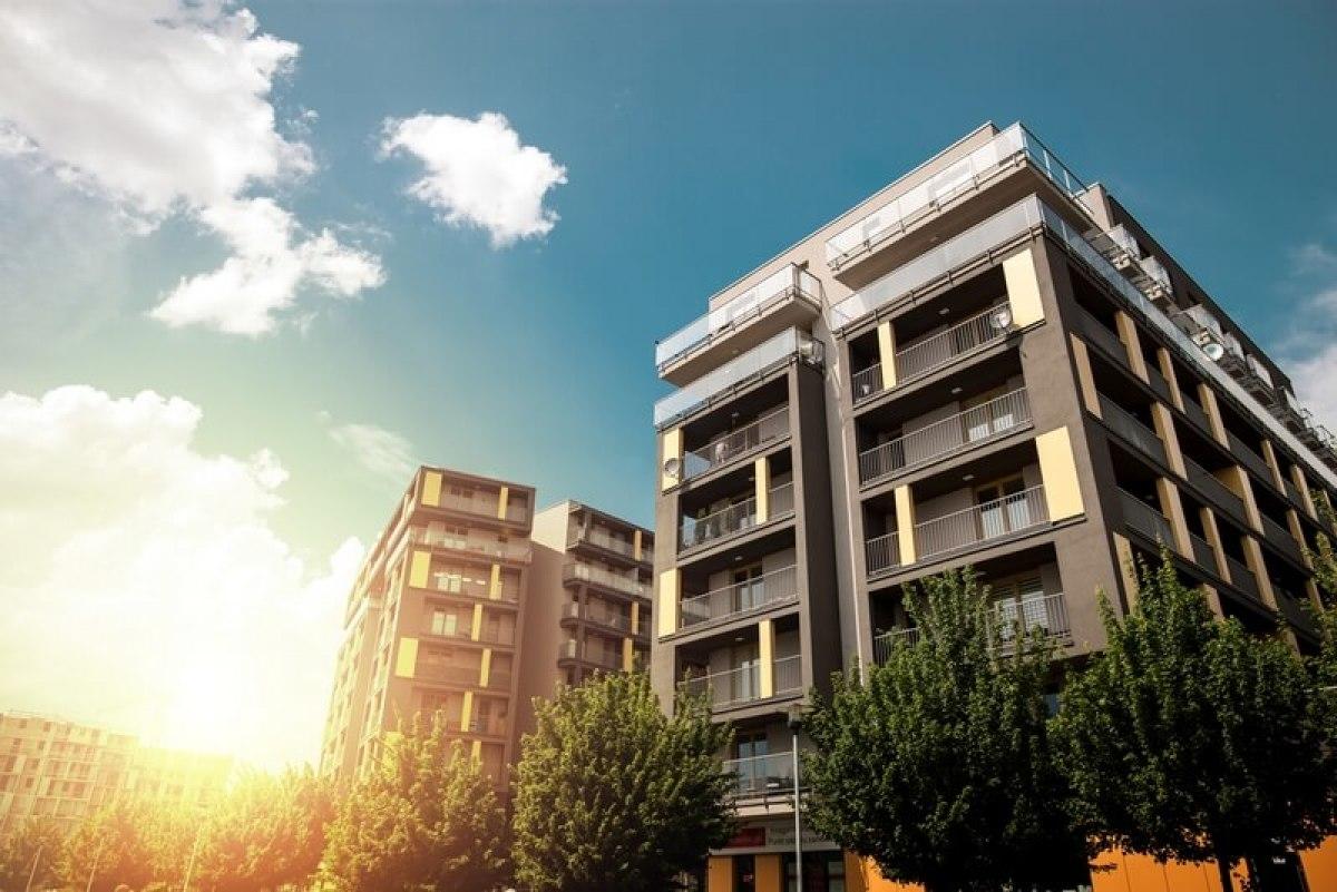 bâtiment moderne scpi investissement immobilier
