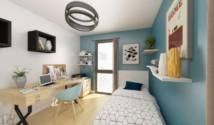 Appartements neufs Erdre référence 5505 : aperçu n°1