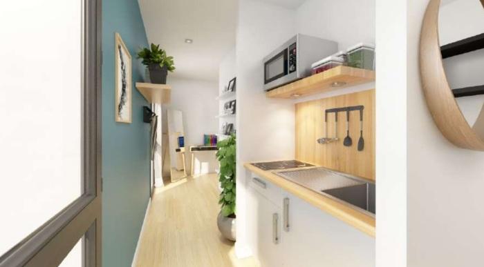 Appartements neufs Erdre référence 5505 : aperçu n°2