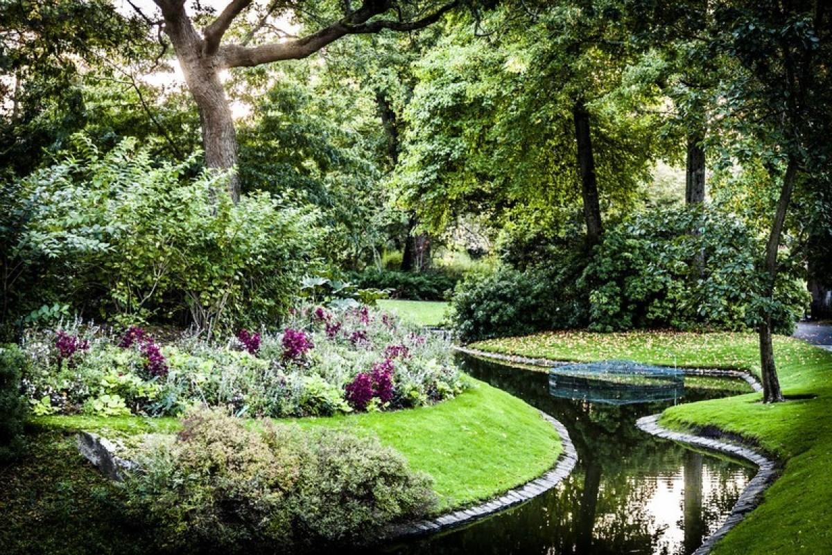 le jardin botanique de nantes
