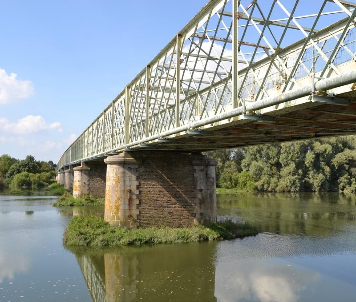 Le pont de Thouaré-sur-Loire
