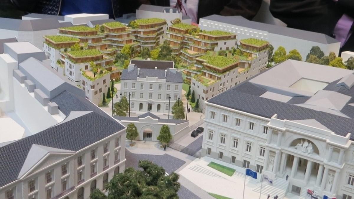 Le projet immobilier remplaçant de la maison d'arrêt de Nantes