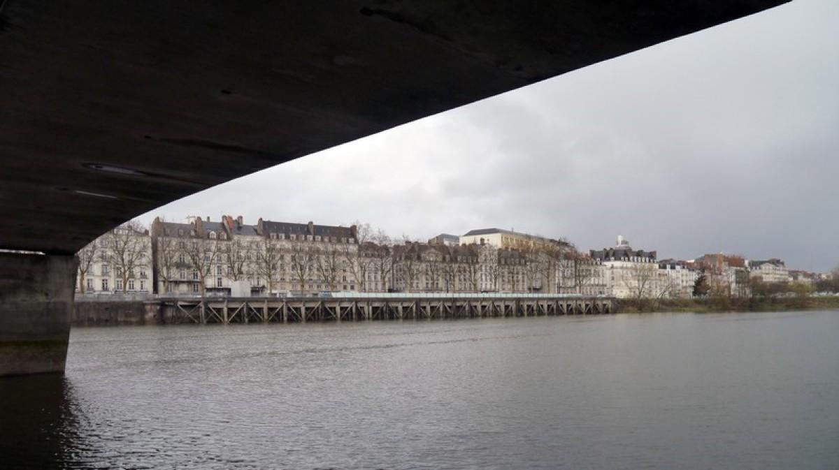 Nantes pont anne de bretagne
