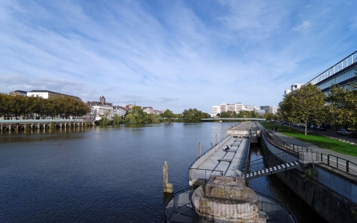 Nantes rivière